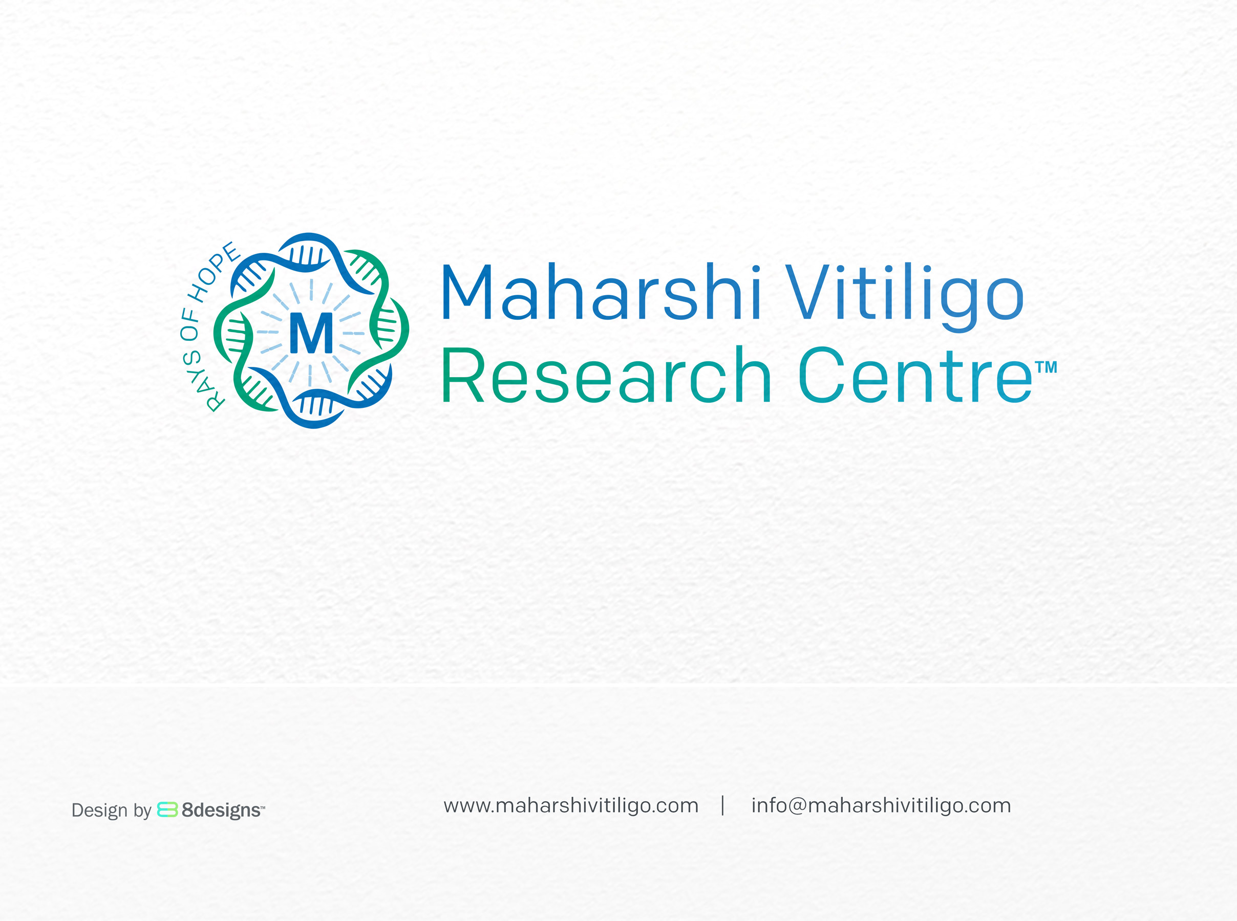 Logo-Design-for-The-Largest-Chain-of-Vitiligo-Clinic-in-India-by-8Designs,-Mumbai