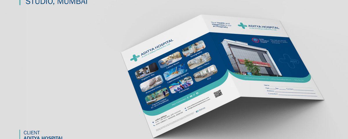 Hospital File Folder Design and Printing, Mumbai, India