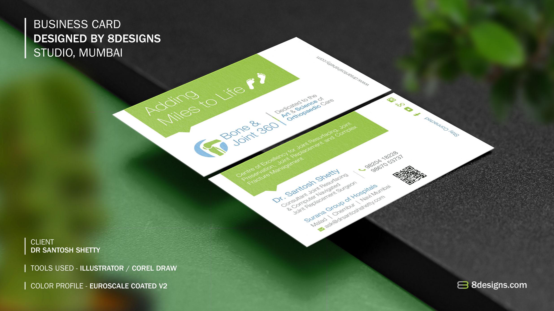 Business Card Design Mumbai